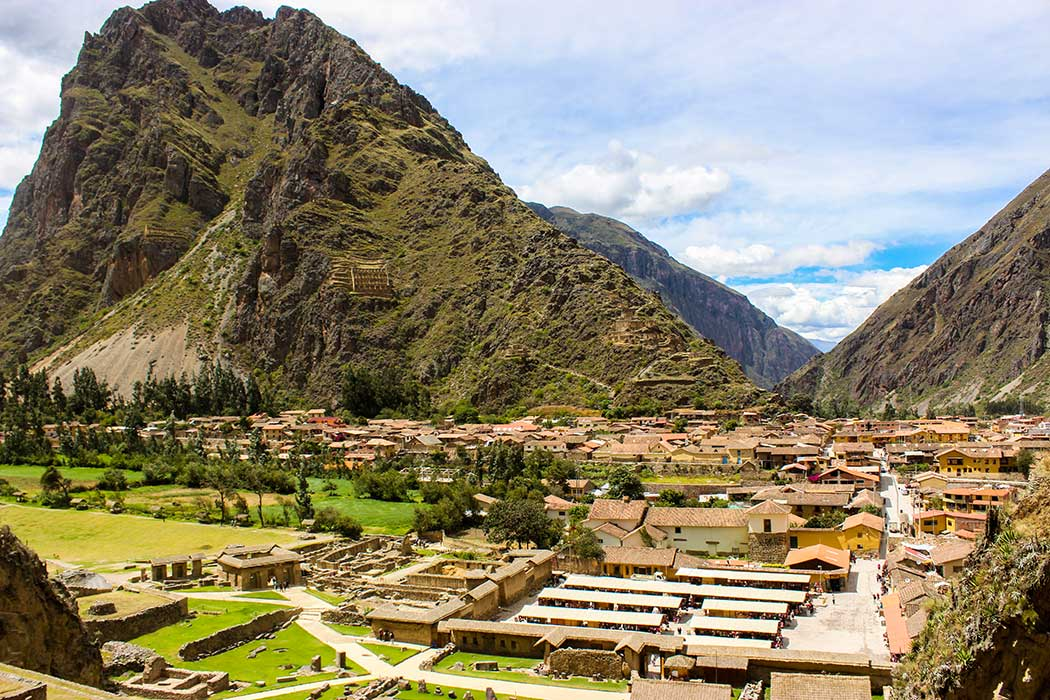Cusco montagne horizon