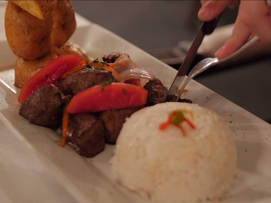 Gastronomie Lima