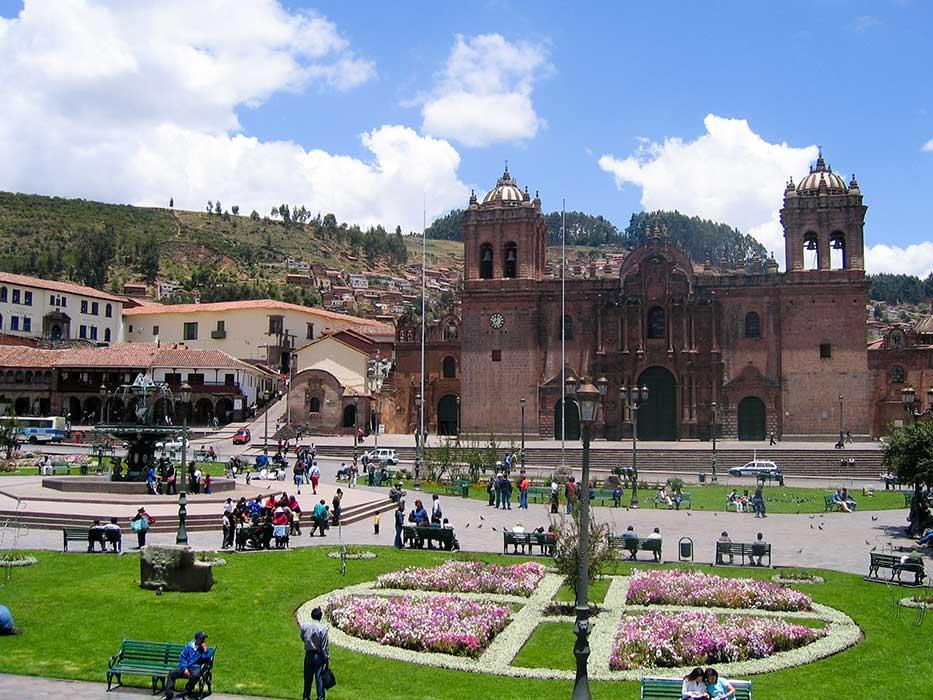 Cusco Ville place