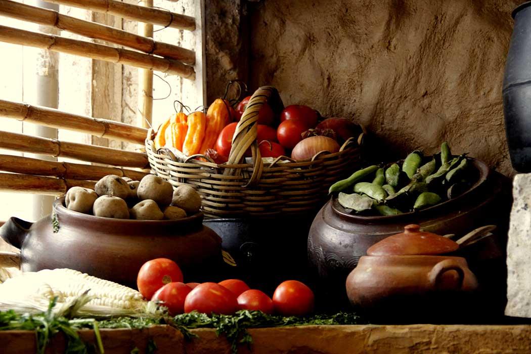 Gastronomie fruit et légumes