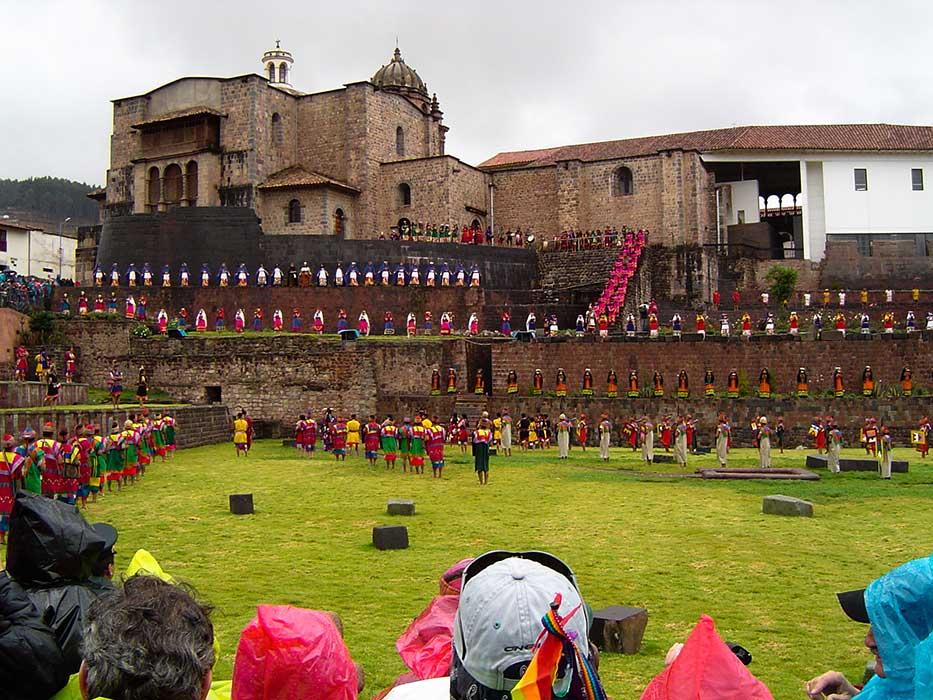 Cusco spectacle vert