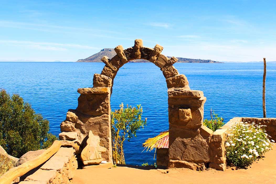 Lac Titicaca Arche