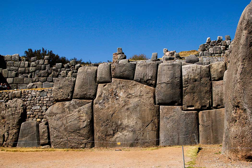 Cusco pierre rectangulaire
