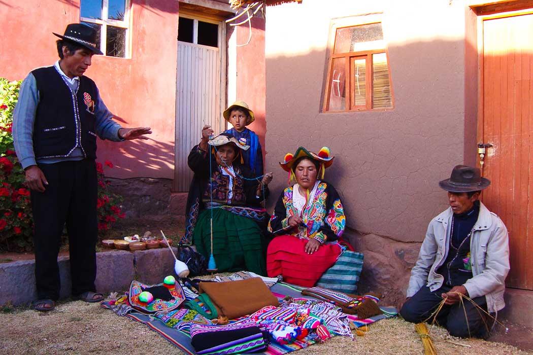 Habitant de Puno