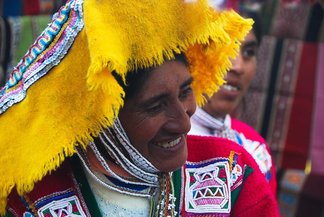 Cusco sourire