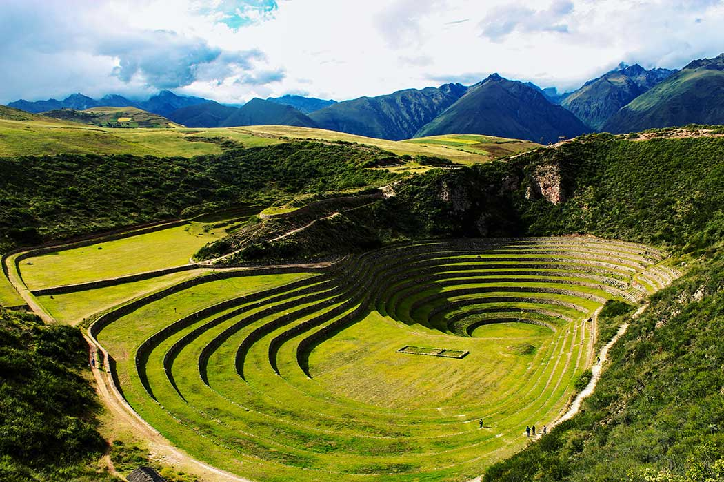 Site Archéologique Moray Cusco