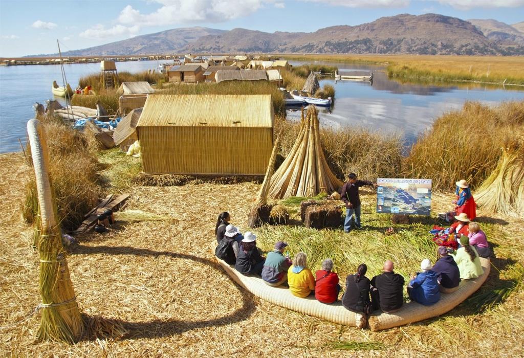 Tourisme français au Pérou